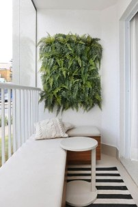 Comfy Apartment Balcony Decorating Ideas That Looks Awesome 49
