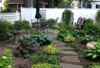 Delicate Garden Landscaping Design Ideas Using Rocks Stone To Try 11