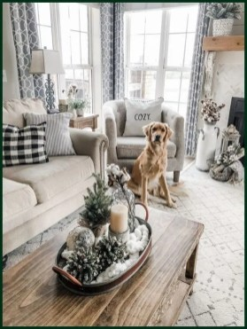 Excellent Living Room Decoration Ideas For Winter Season That Look More Cool 08