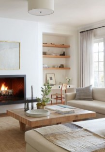 Excellent Living Room Decoration Ideas For Winter Season That Look More Cool 10