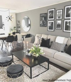 Excellent Living Room Decoration Ideas For Winter Season That Look More Cool 20