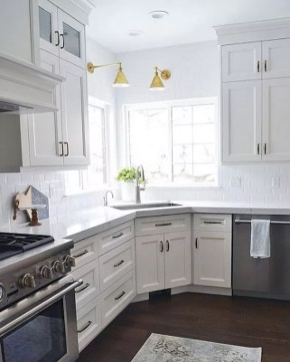 Fabulous Farmhouse Kitchen Backsplash Design Ideas To Copy 08