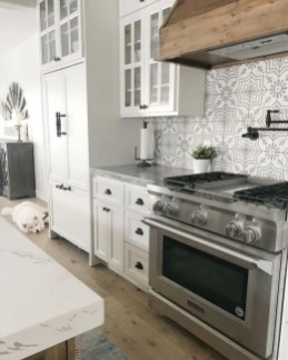Fabulous Farmhouse Kitchen Backsplash Design Ideas To Copy 13