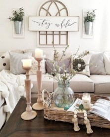 Gorgeous Farmhouse Living Room Makeover Decor Ideas To Try Asap 12