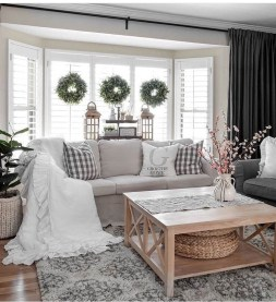 Gorgeous Farmhouse Living Room Makeover Decor Ideas To Try Asap 22