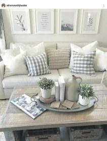 Gorgeous Farmhouse Living Room Makeover Decor Ideas To Try Asap 23