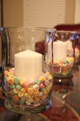Lovely Valentines Day Table Centerpieces Ideas To Try Asap 24