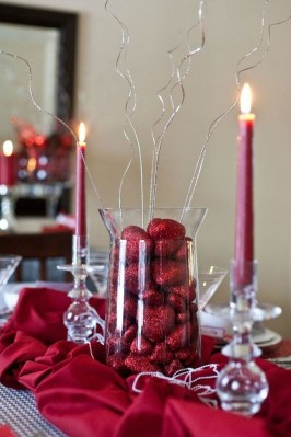 Lovely Valentines Day Table Centerpieces Ideas To Try Asap 35