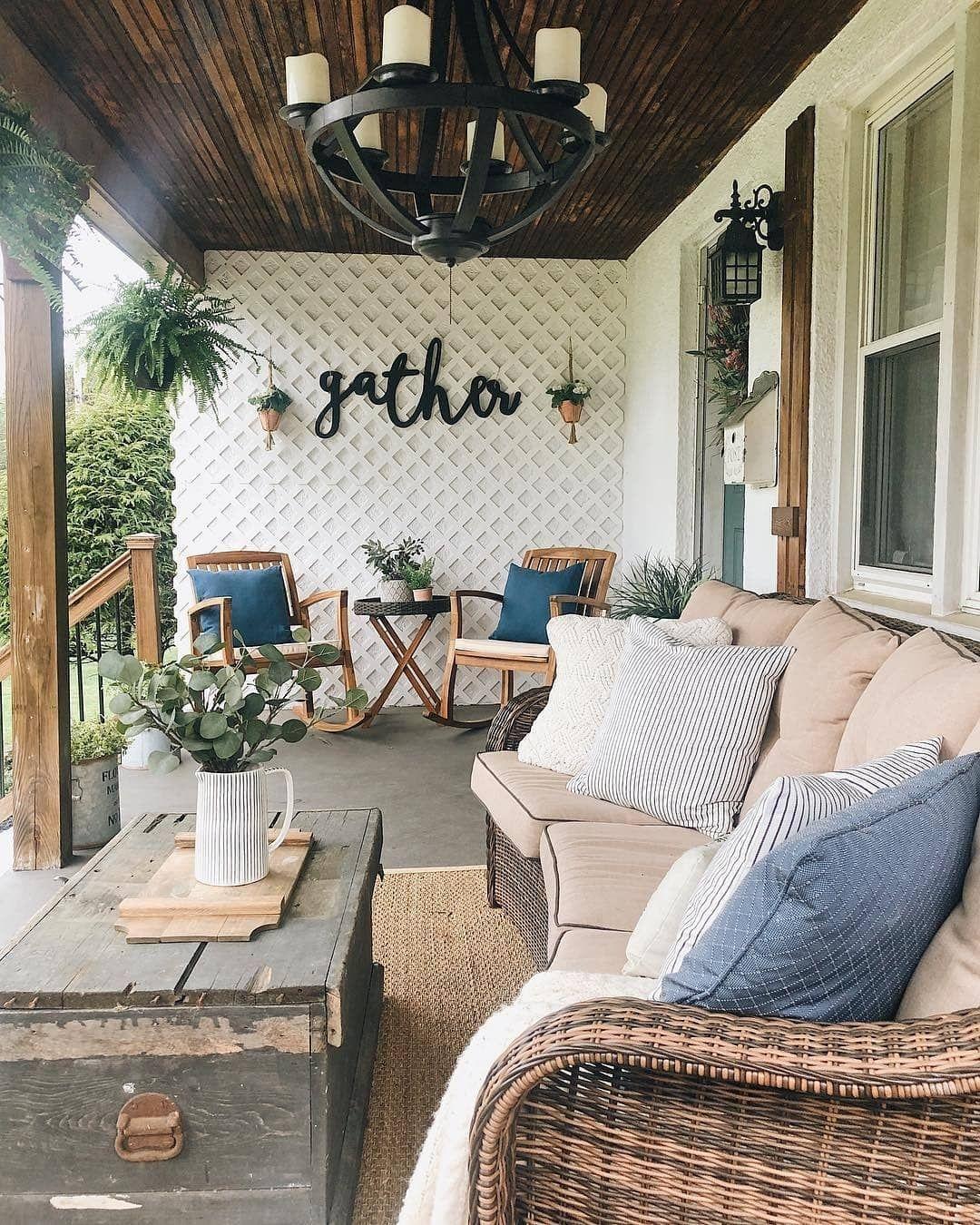 Popular Farmhouse Home Decor Ideas To Copy Asap 11