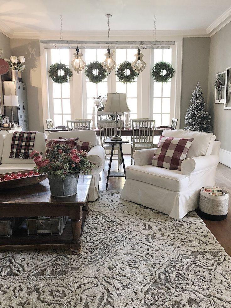 Popular Farmhouse Home Decor Ideas To Copy Asap 29