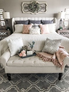 Pretty Farmhouse Master Bedroom Ideas To Try Asap 11