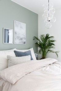 Sophisticated Home Decoration Ideas With Green Paint Combination 40