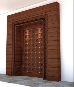 Sophisticated Home Door Designs Ideas That Are Suitable For Your Home 09