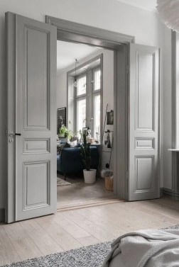 Sophisticated Home Door Designs Ideas That Are Suitable For Your Home 18