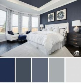 Spectacular Bedroom Paint Colors Design Ideas That Soothing To Make Your Sleep More Comfort 32