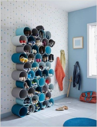 Spectacular Diy Shoe Storage Ideas For Best Home Organization To Try 07