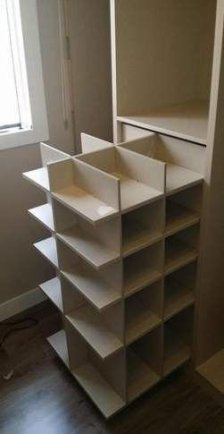 Spectacular Diy Shoe Storage Ideas For Best Home Organization To Try 08