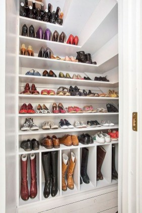 Spectacular Diy Shoe Storage Ideas For Best Home Organization To Try 25