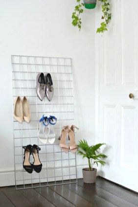 Spectacular Diy Shoe Storage Ideas For Best Home Organization To Try 26