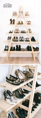 Spectacular Diy Shoe Storage Ideas For Best Home Organization To Try 29