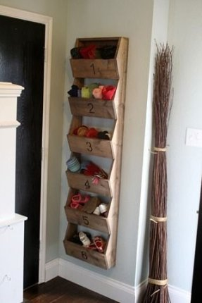 Spectacular Diy Shoe Storage Ideas For Best Home Organization To Try 43