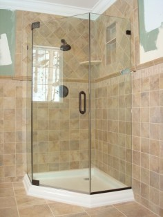 Spectacular Tile Shower Design Ideas For Your Bathroom 01