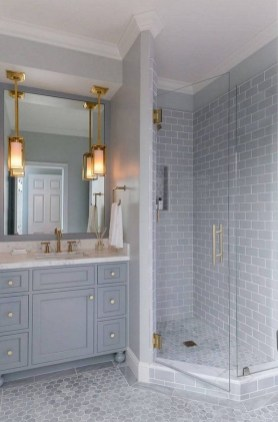 Spectacular Tile Shower Design Ideas For Your Bathroom 16