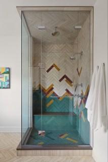 Spectacular Tile Shower Design Ideas For Your Bathroom 29