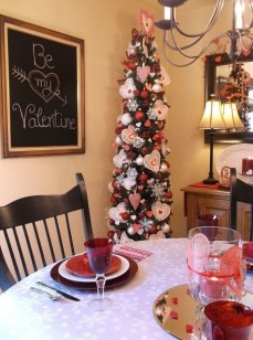 Stylish Valentines Day Decoration Ideas That You Will Love It 10