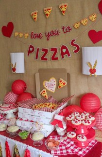 Stylish Valentines Day Decoration Ideas That You Will Love It 23