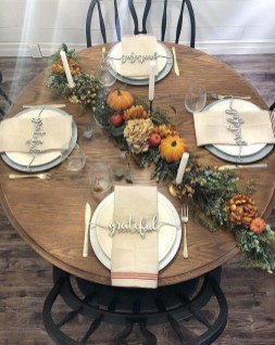 Superb Thanksgiving Decoration Ideas You Need To Copy 29