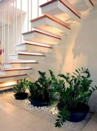Adorable Botanical Trends Ideas To Try For Minimalist Stairs 30