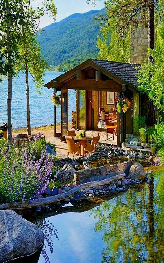 Affordable Tiny House Design Ideas To Live In Nature 12