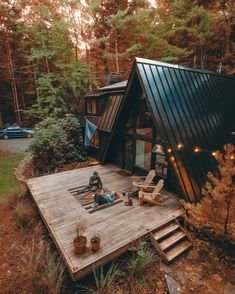 Affordable Tiny House Design Ideas To Live In Nature 13