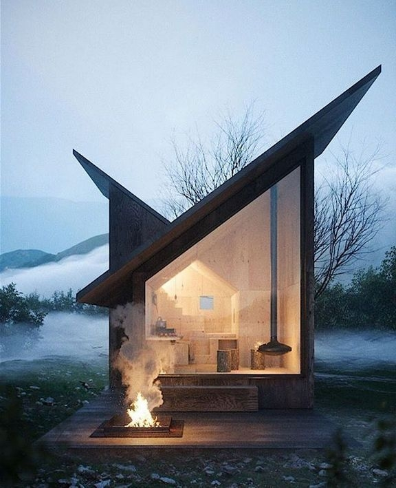 Affordable Tiny House Design Ideas To Live In Nature 19