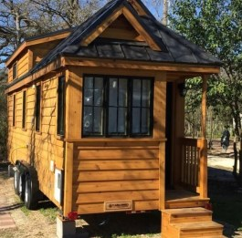 Affordable Tiny House Design Ideas To Live In Nature 21