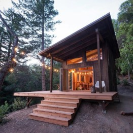 Affordable Tiny House Design Ideas To Live In Nature 24