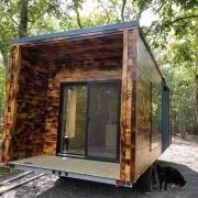 Affordable Tiny House Design Ideas To Live In Nature 39