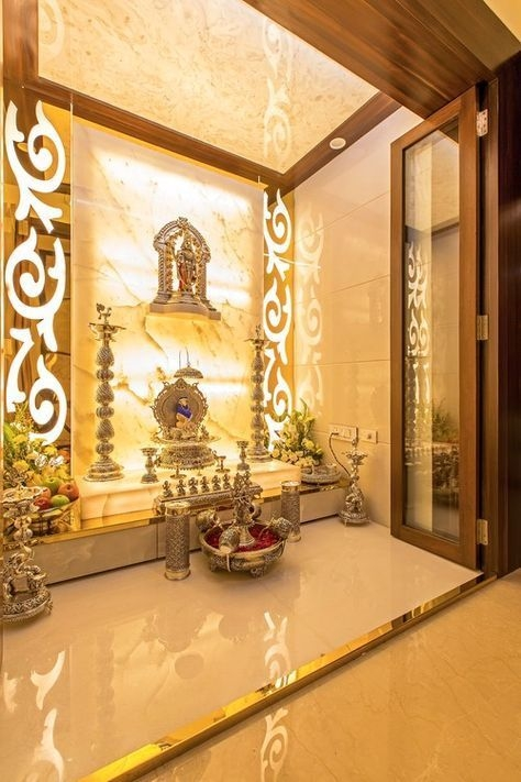 Amazing Praying Room Design Ideas To Bring Your Ramadan More Beautiful 21