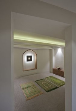 Amazing Praying Room Design Ideas To Bring Your Ramadan More Beautiful 34