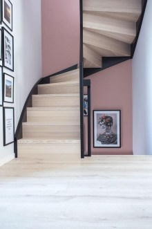 Brilliant Staircase Design Ideas For Small Saving Spaces To Try Asap 10