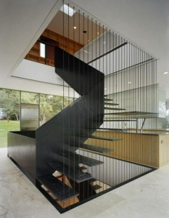 Brilliant Staircase Design Ideas For Small Saving Spaces To Try Asap 21