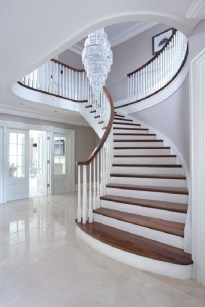 Brilliant Staircase Design Ideas For Small Saving Spaces To Try Asap 23