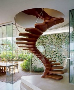 Brilliant Staircase Design Ideas For Small Saving Spaces To Try Asap 29