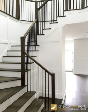 Brilliant Staircase Design Ideas For Small Saving Spaces To Try Asap 33