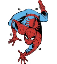 Comfy Spider Verse Wall Decor Ideas That You Can Buy Right Now 05