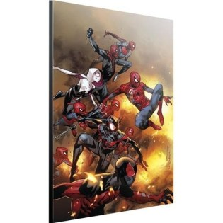 Comfy Spider Verse Wall Decor Ideas That You Can Buy Right Now 10