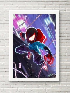 Comfy Spider Verse Wall Decor Ideas That You Can Buy Right Now 35