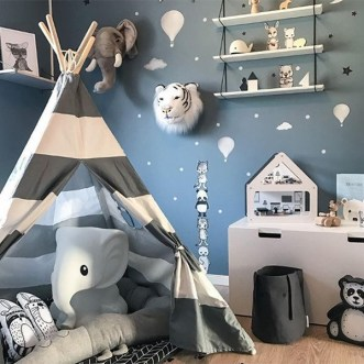 Cozy Winter Decorations Ideas For Kids Room To Have Right Now 38