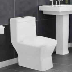 Elegant Eco Friendly Toilet Design Ideas To Have In The Woods 01